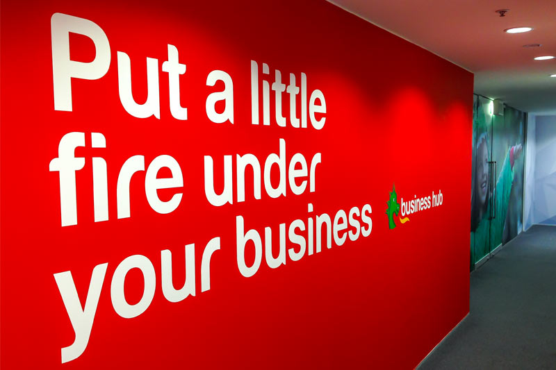 Retail Signage Design Install Sydney Brisbane Sunshine Coast business