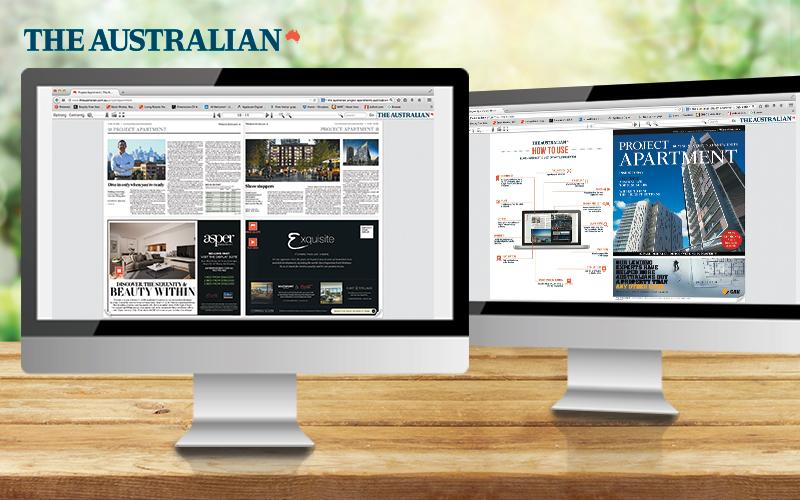 responsive digital publications sydney brisbane canberra