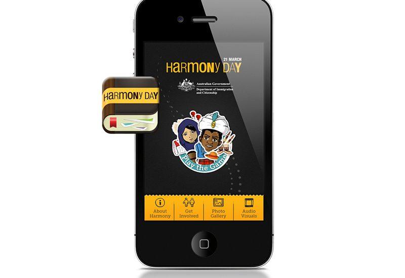 Harmony Day Stories Augmented Reality App Development Company Applause Digital Sydney Brisbane